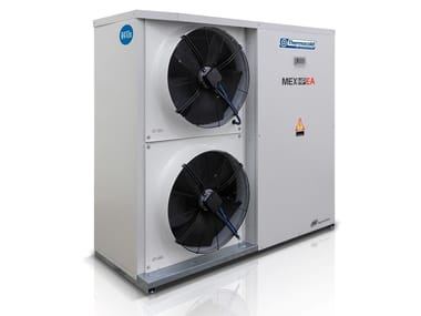 Air/water heat pumps MEX HP EA