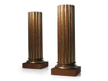 Empire style mahogany pedestal MG 4059