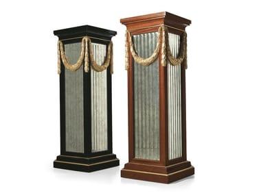 Classic style mahogany pedestal MG 4079