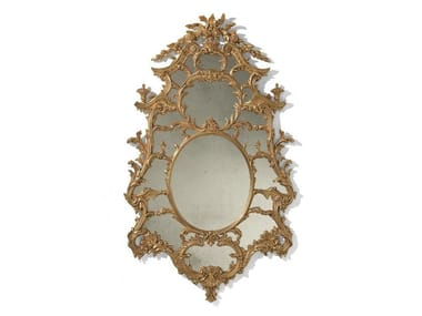 Baroque wall-mounted framed mirror MG 5031