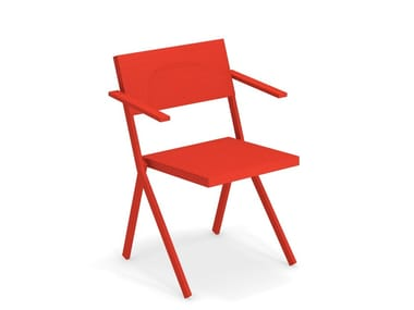 Easy chair MIA | Chair with armrests
