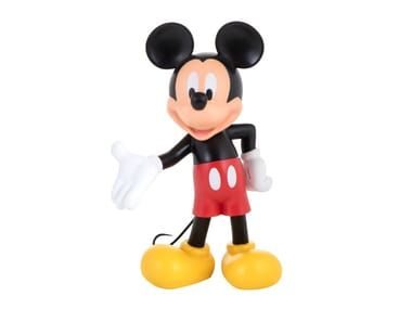 Scultura in ABS MICKEY WELCOME REGULAR