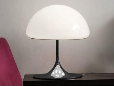 Methacrylate table lamp MICO