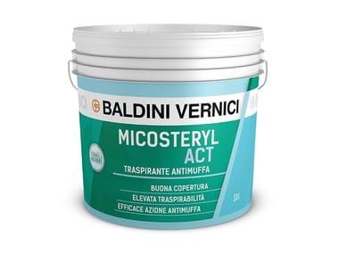 Idropittura traspirante antimuffa MICOSTERYL ACT