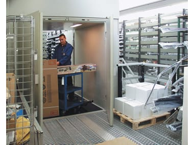 Service lift MICROFREIGHT