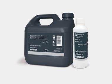Microresina trasparente all'acqua MICRORESINA XTREME