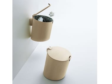Bathroom waste bins