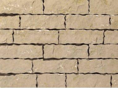 Rivestimento in pietra naturale per esterni per interni MIDOLLINO LM | Rivestimento in pietra naturale