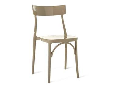 Stackable chair MILANO 2015 | Polypropylene chair