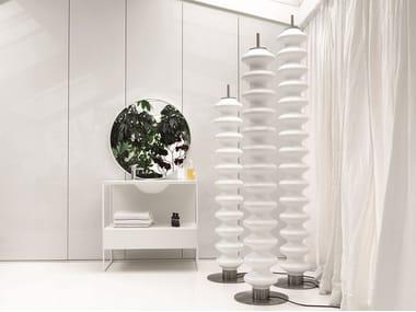 Radiador decorativo elétrico de chão MILANO FREE-STANDING