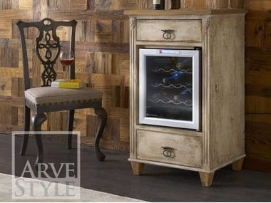 Freestanding mini fridge MILANO | Mini fridge