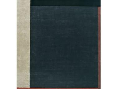Square wool rug MILDRED II