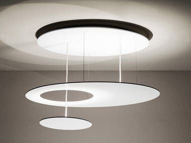 Lampada a sospensione a LED in alluminio MILLELUMEN HOVER | Lampada a sospensione