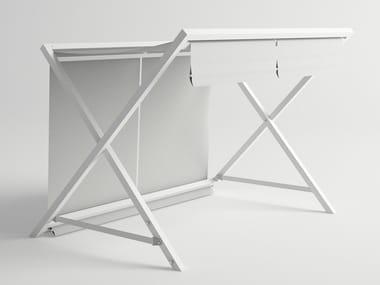 Freestanding fabric awning MILOS | Awning