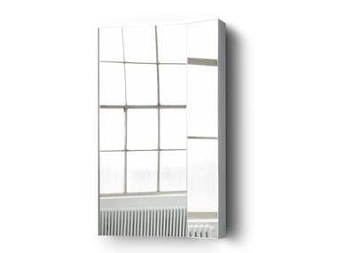 Wall-mounted mirror MIMESIS