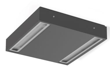 LED die cast aluminium wall lamp MIMIK 20 CEILING