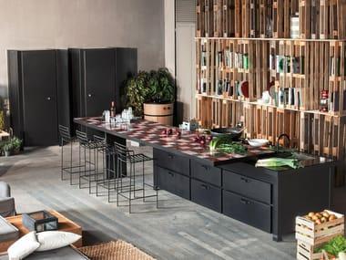 Cuisines am nagement de cuisine archiproducts - Minacciolo cuisine ...