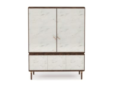 Highboard with doors MINERVA | Highboard