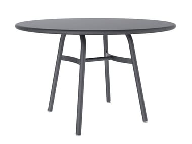 桌子 MING ALUMINIUM DINING TABLE