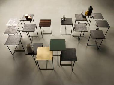 Tavolino da caffè quadrato MINI