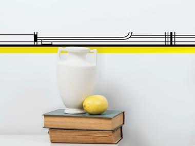 Non-woven paper wall sticker MINI LE ®