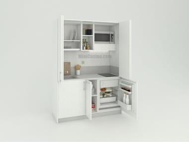 Hideaway Mini kitchen MINICOMPACT 154