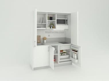 Hideaway Mini kitchen MINICOMPACT 164