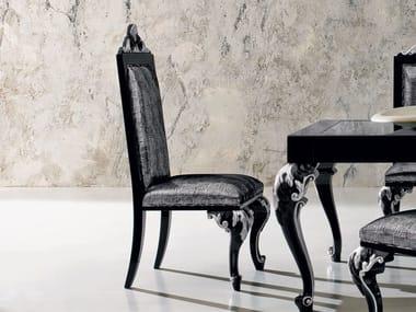High-back chair MINIMAL BAROQUE   Chair
