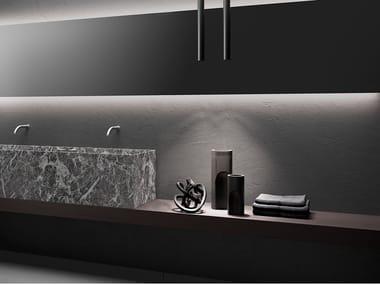 Wooden washbasin countertop MINIMUM | Washbasin countertop