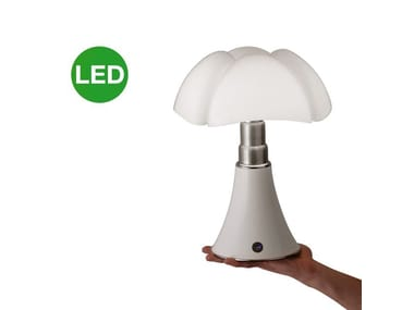 Table lamp cordless MINIPIPISTRELLO CORDLESS | Table lamp