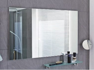 Ecologic wall-mounted mirror MIRALITE® PURE