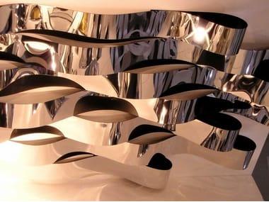 Plastic wall decor item MIRROR FLEX