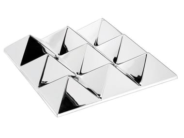 Modular 3D Wall Tile MIRROR SCULPTURES 9