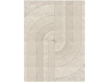 Handmade rug MIRROR