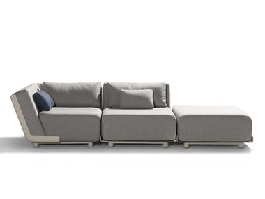 Modular garden sofa MIRTHE SOFA | Sectional sofa