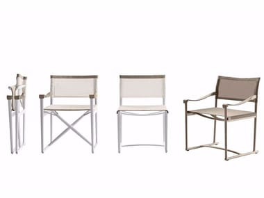 Sedia da giardino in Batyline® MIRTO OUTDOOR | Sedia