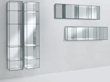Librerie modulari in vetro a specchio | Archiproducts