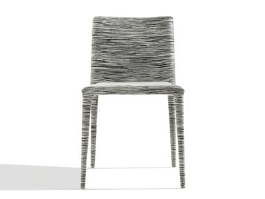 Chaise avec revêtement amovible MISS | Chaise