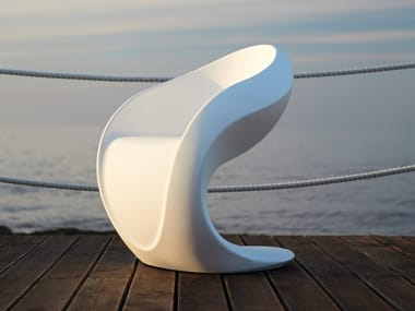 Cantilever Poleasy® easy chair MISS PETRA