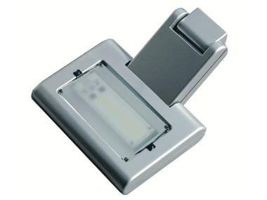 Proiettore per esterno a LED orientabile in alluminio pressofuso MISTRAL F.4085