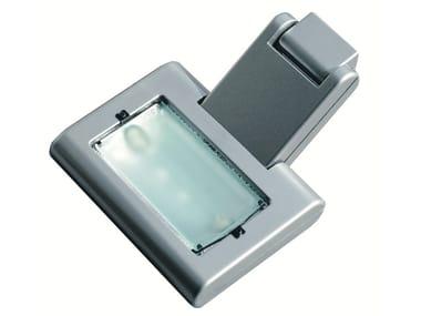 Proiettore per esterno alogeno orientabile in alluminio pressofuso MISTRAL F.4086