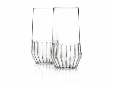 Set di bicchieri in vetro borosilicato MIXED   Bicchiere
