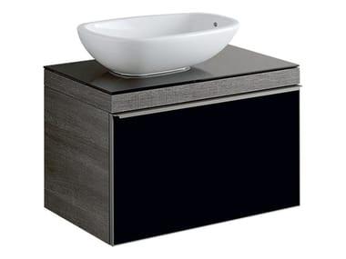Mobile in abbinamento lavabo MOBILE LAVABO CITTERIO 75 UNO ROVERE