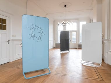 Mobile design whiteboard/glassboard/pinning board MOBILE