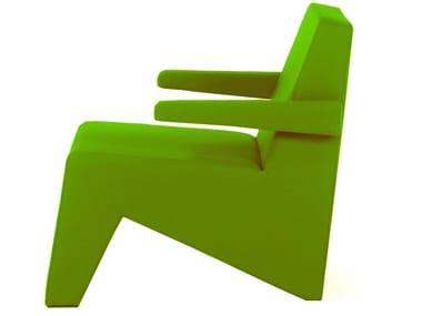 Poltroncina MOCA - CUBIC Green