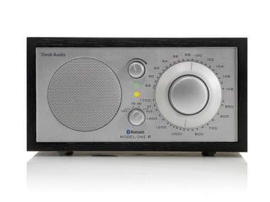 Bluetooth wooden Radio MODEL ONE BT