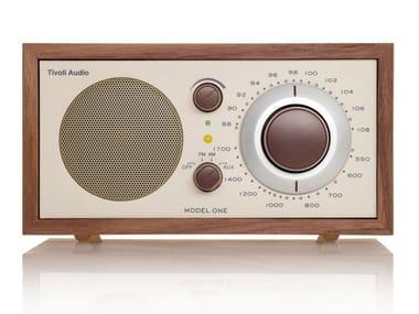 Wooden Radio MODEL ONE