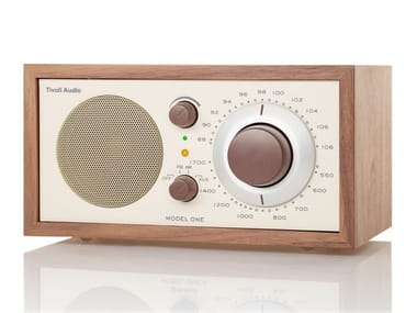 Wooden Radio MODEL ONE