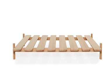 Beech double bed MODEST - TYPE 1