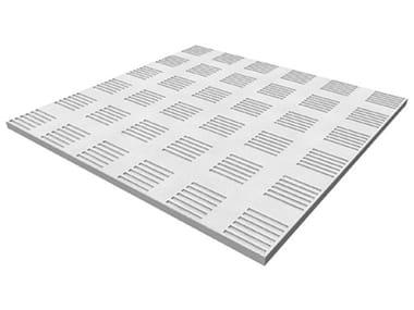 Plasterboard ceiling tiles MODIGLIANI